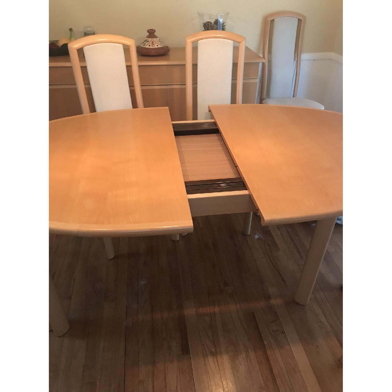 Skovby Scandinavian 7-Piece Dining Set - image-6
