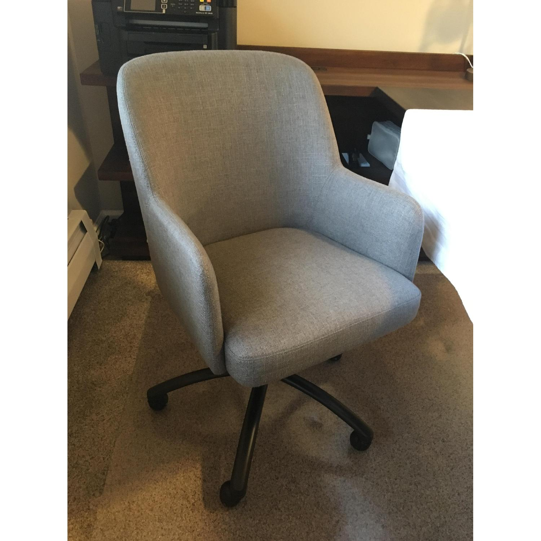 Pottery Barn Dublin Upholstered Office Chair-1
