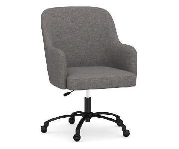Pottery Barn Dublin Upholstered Office Chair