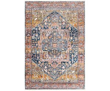 World Menagerie Persian Style Area Rug