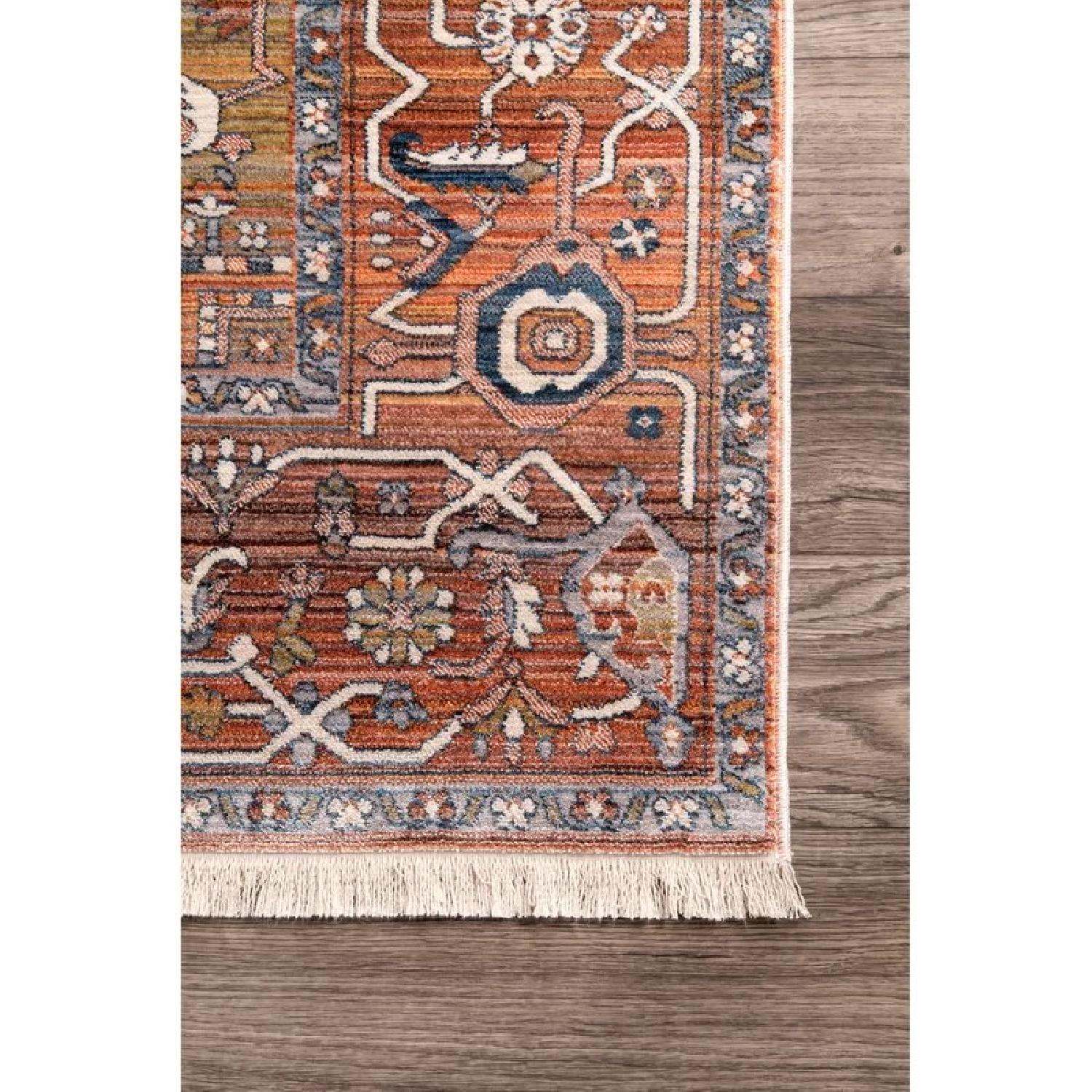 World Menagerie Persian Style Area Rug-1