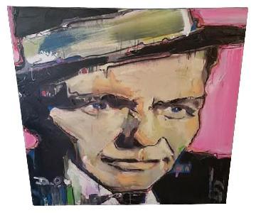 David Banegas Frank Sinatra Portrait