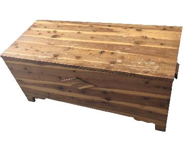Solid Cedar Chest