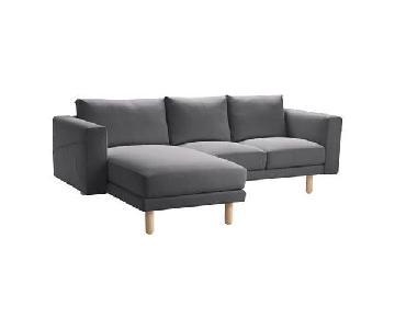 Ikea Norsborg 2-Piece Sectional Sofa