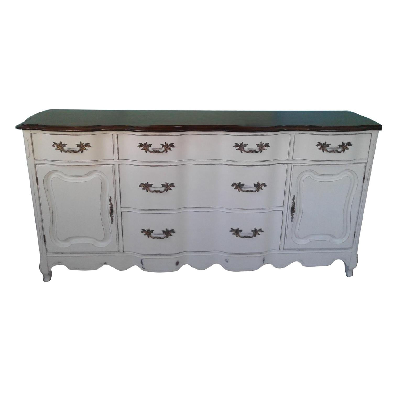 French Country Farm Sideboard/Dresser