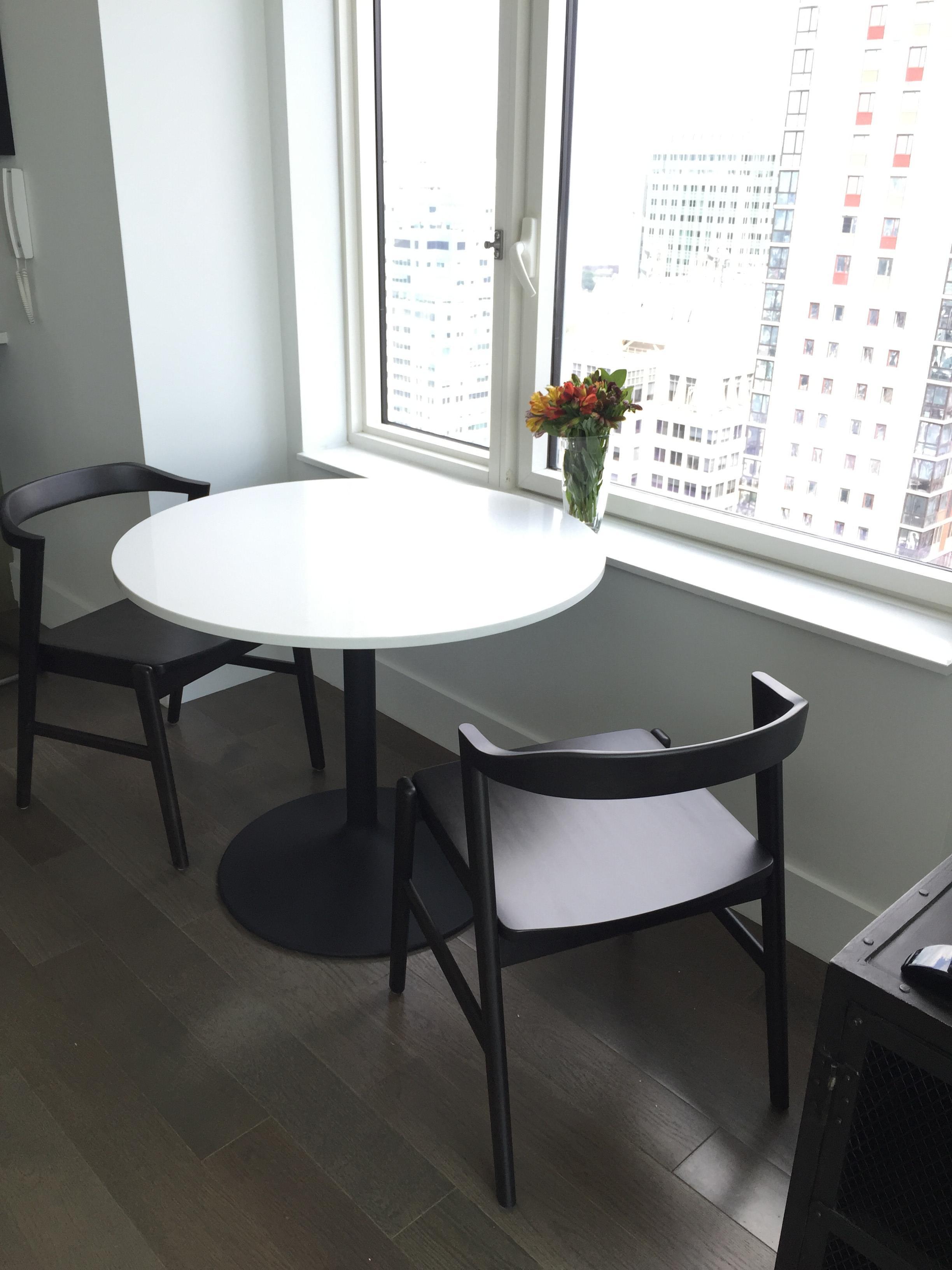 Room & Board Aria Round Table