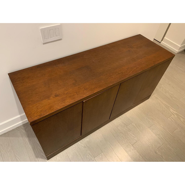Wood Sideboard/Storage Unit-1