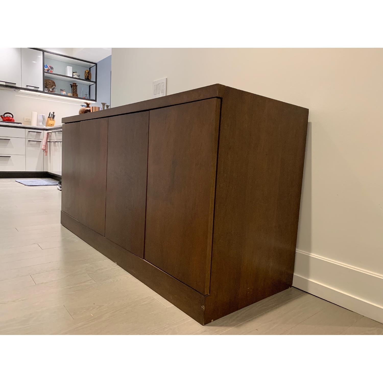 Wood Sideboard/Storage Unit-2
