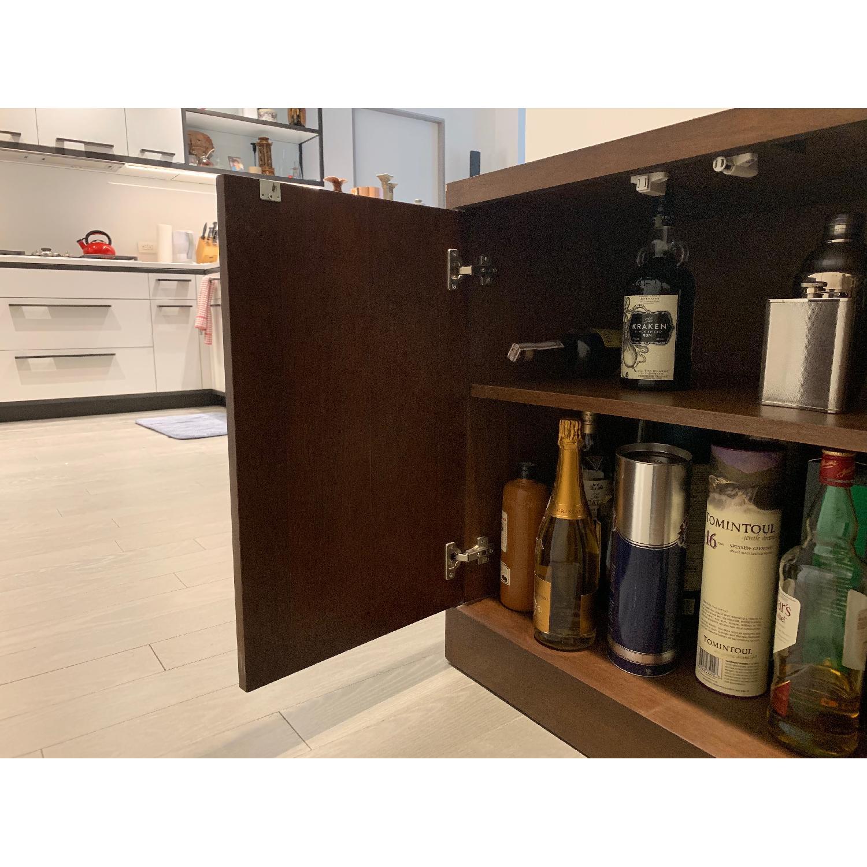 Wood Sideboard/Storage Unit-3