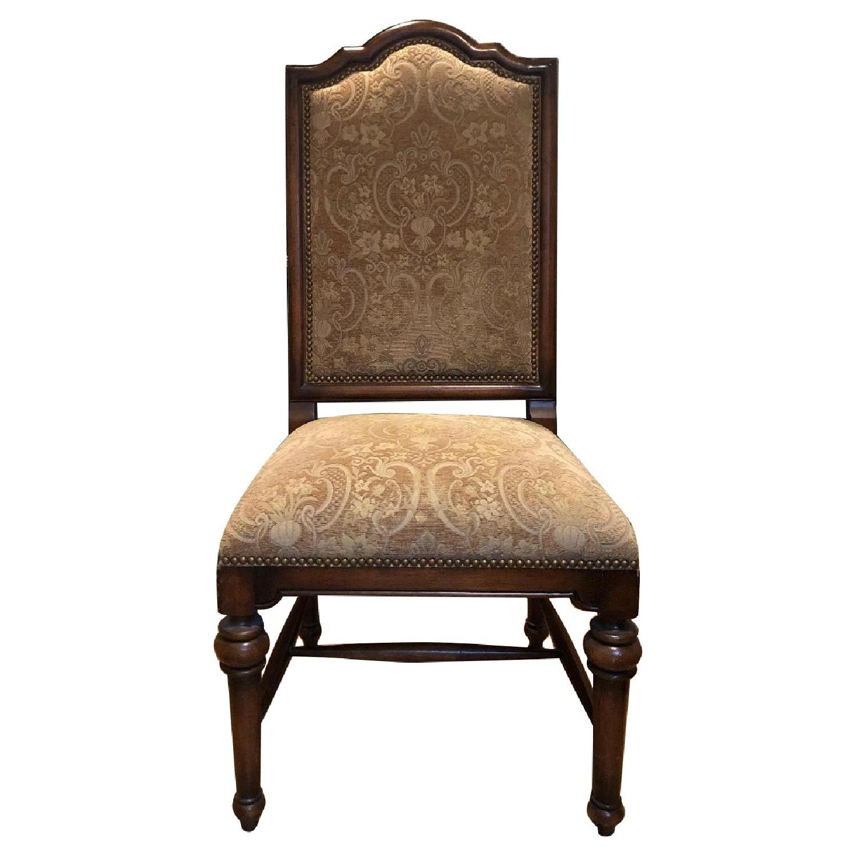 Wood Desk & Chair - image-4