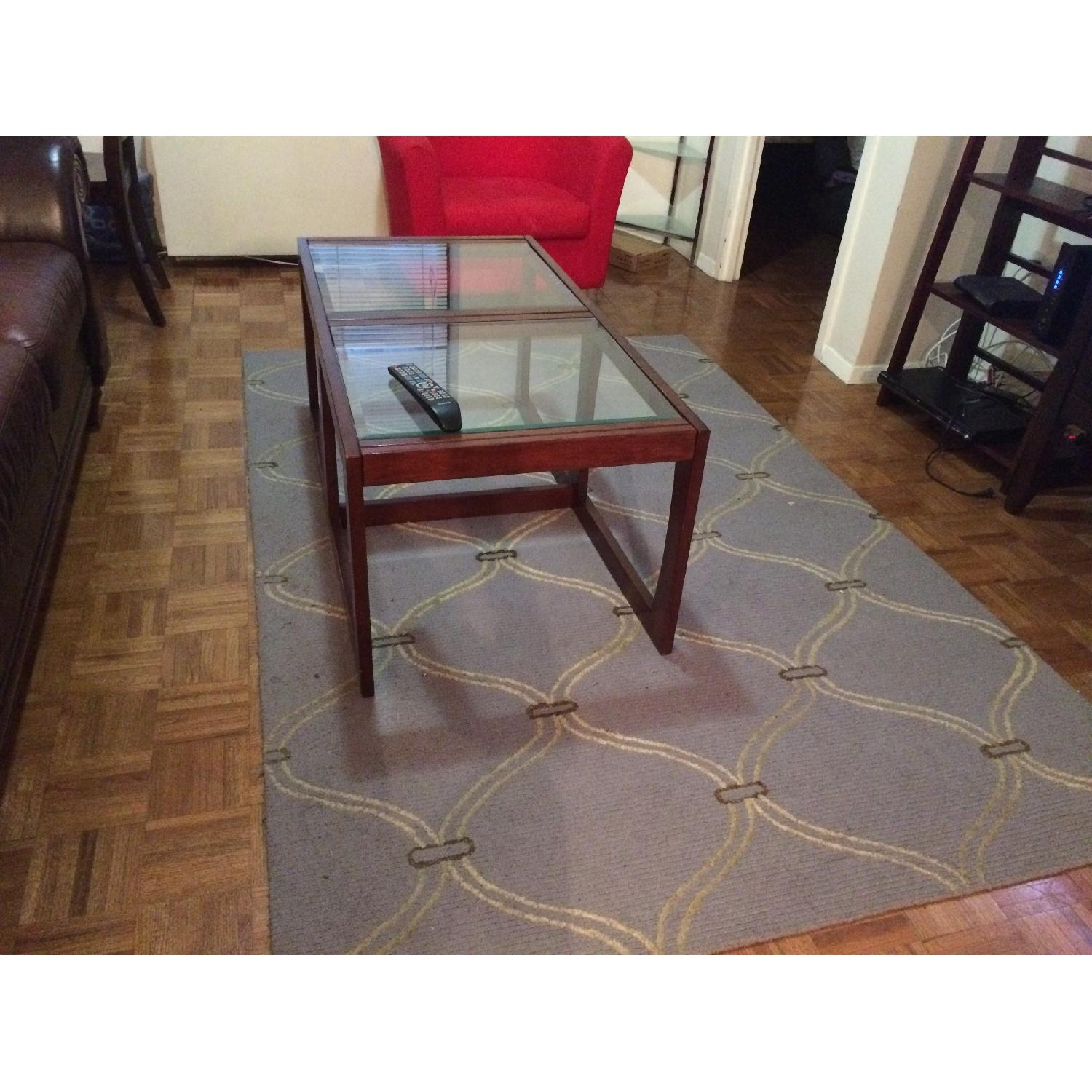 Coffee Table + Side Table - image-1