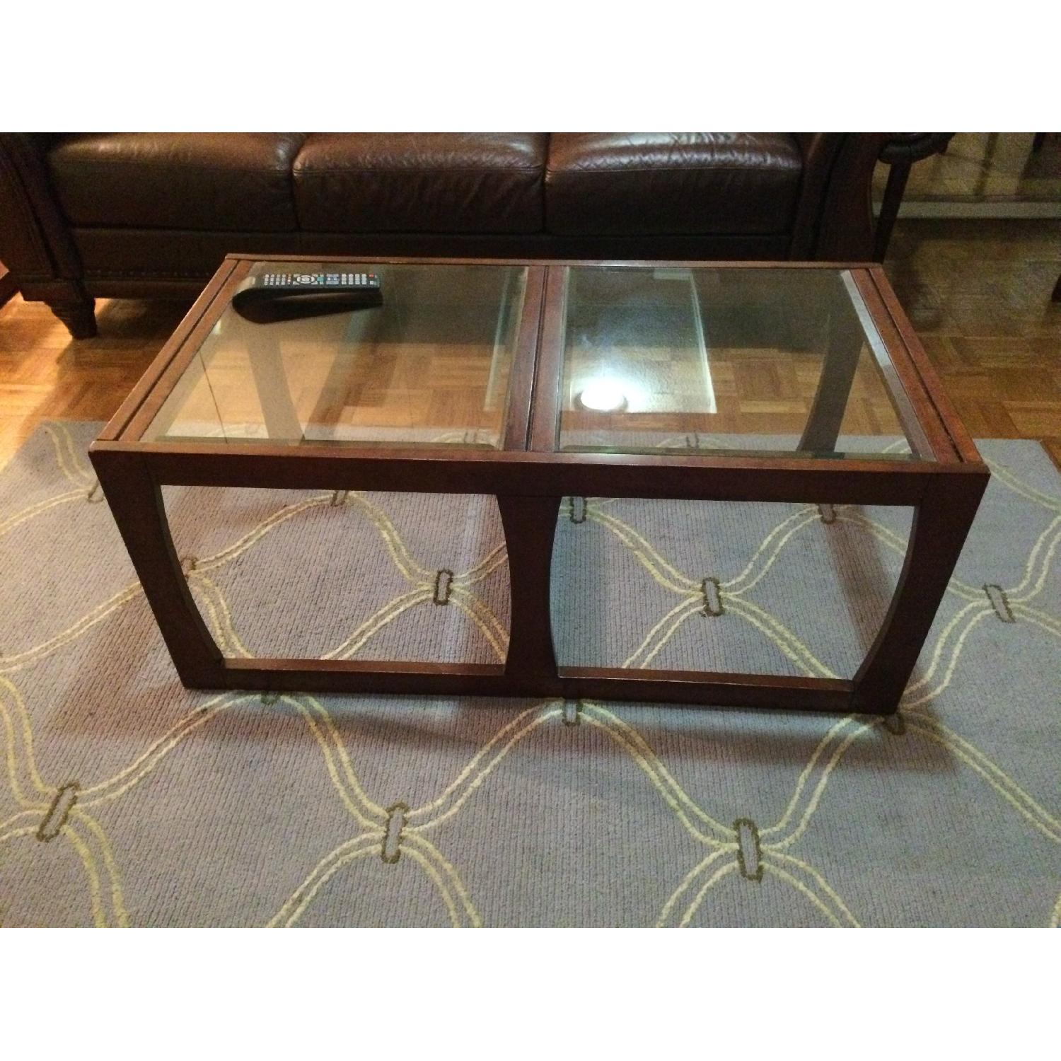 Coffee Table + Side Table - image-2