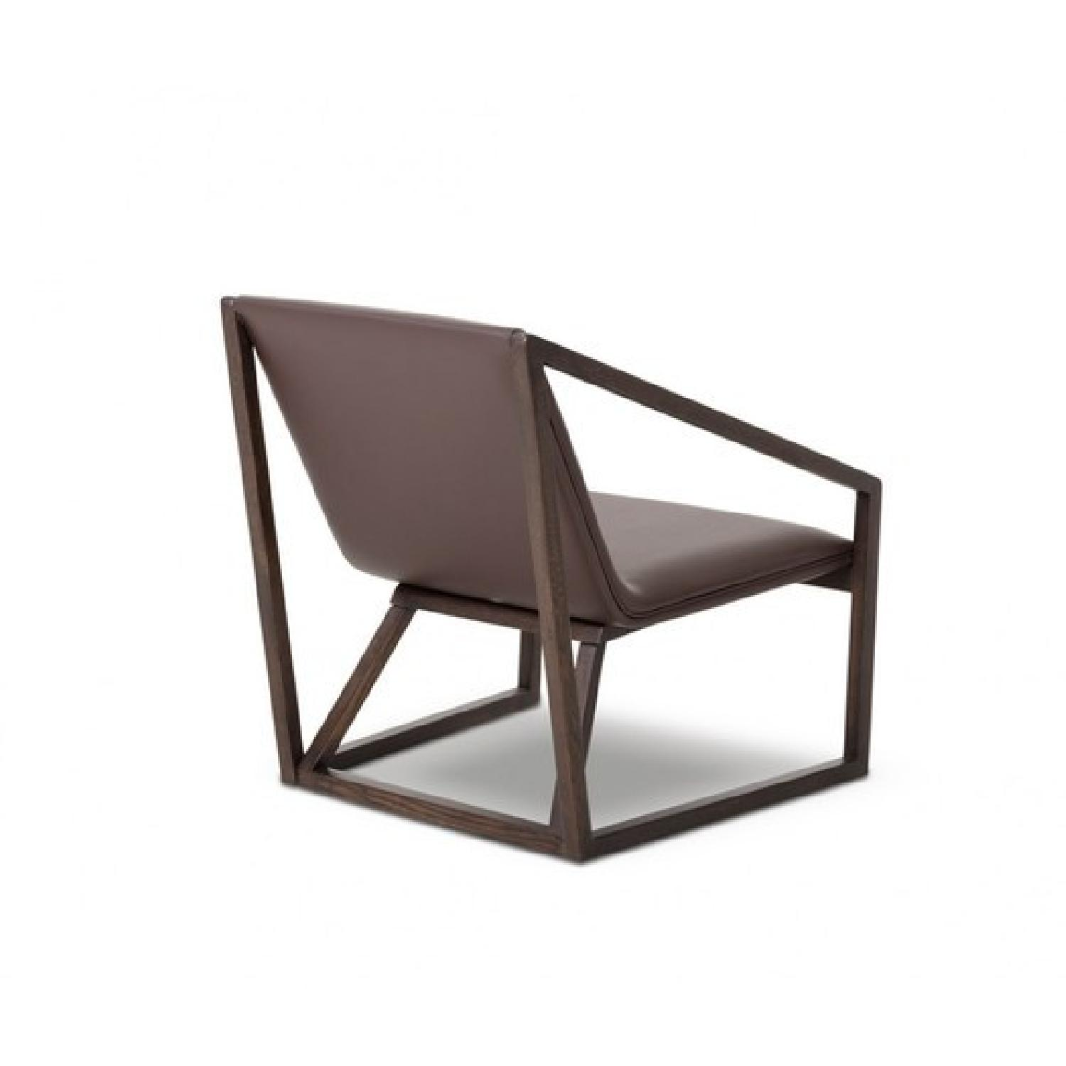 VIG Furniture Divani Casa Taranto Lounge Chair - image-1