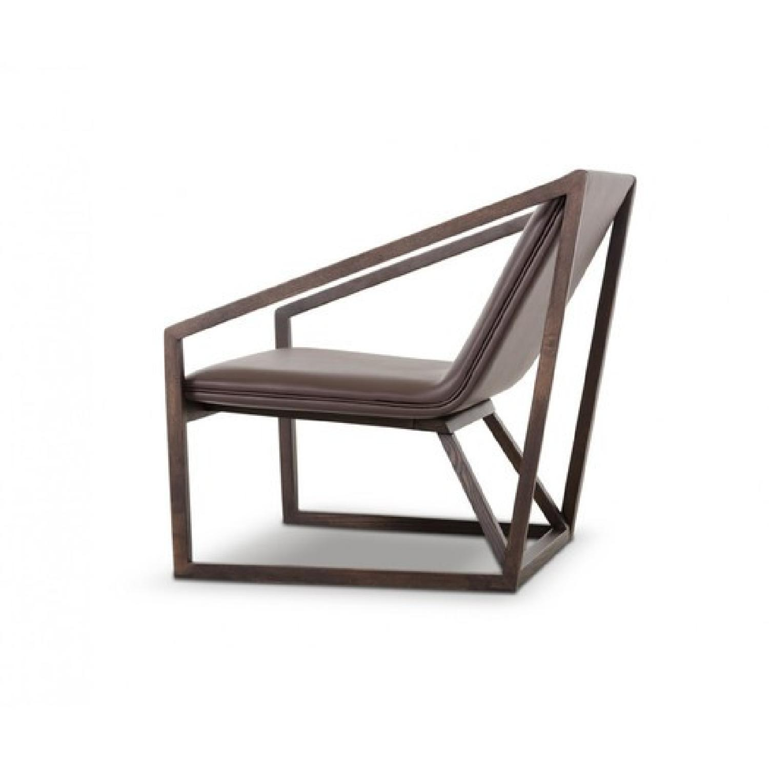 VIG Furniture Divani Casa Taranto Lounge Chair - image-2