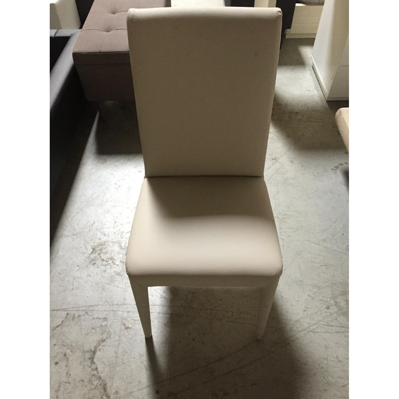 Lazzoni Light Grey Chair - image-1