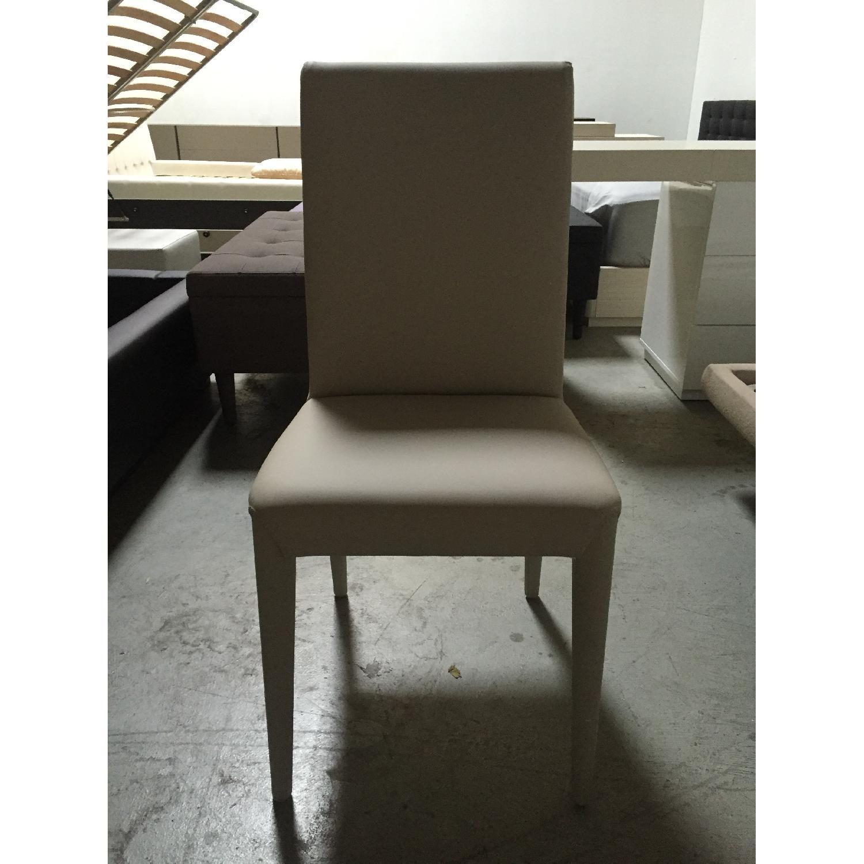 Lazzoni Light Grey Chair - image-2