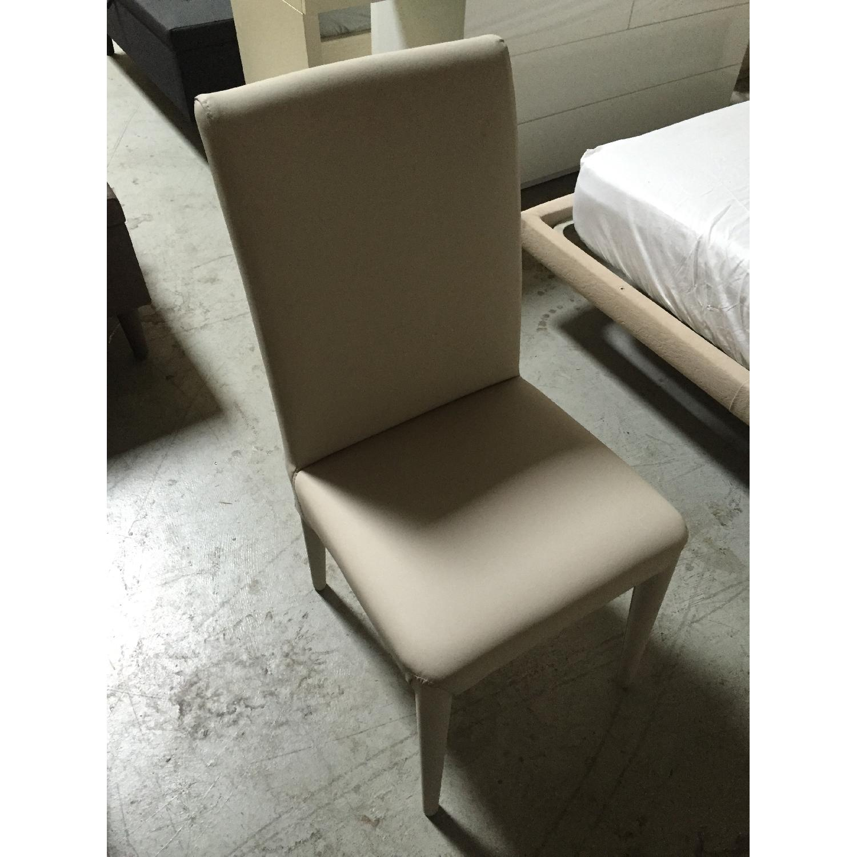 Lazzoni Light Grey Chair - image-3
