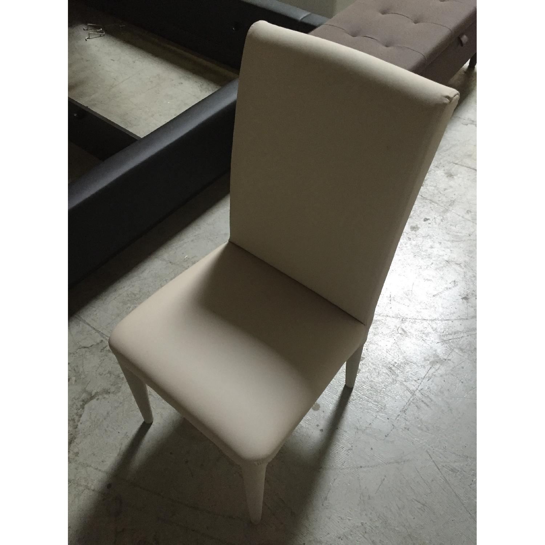 Lazzoni Light Grey Chair - image-4