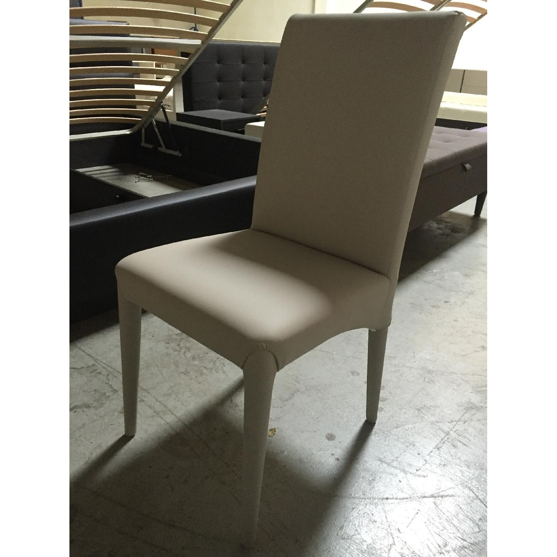 Lazzoni Light Grey Chair - image-5