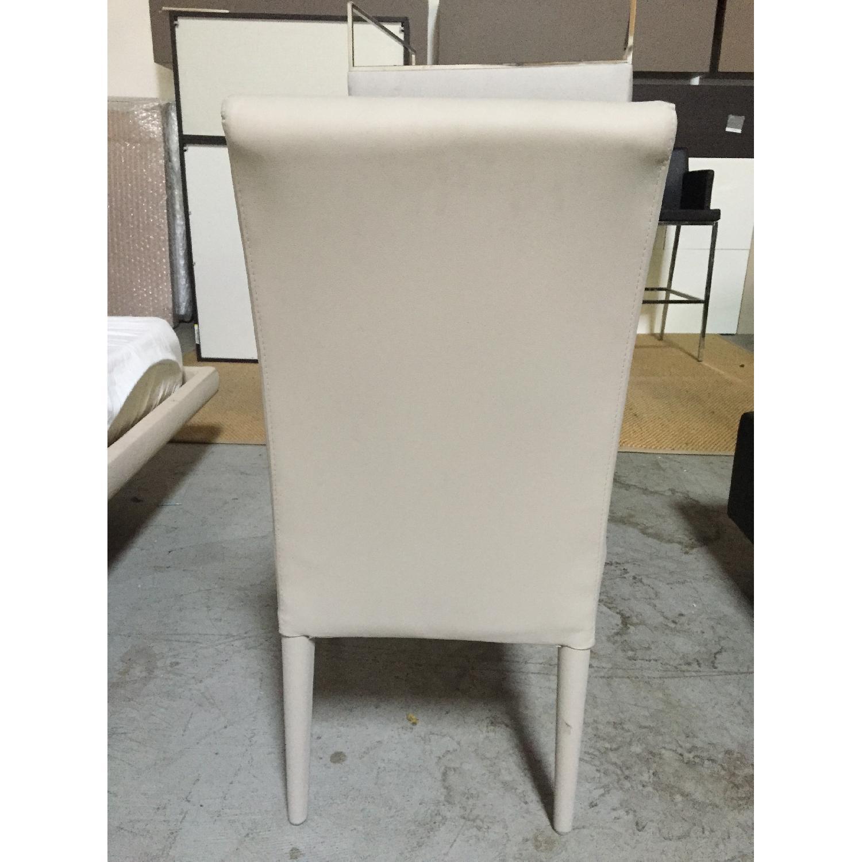 Lazzoni Light Grey Chair - image-6