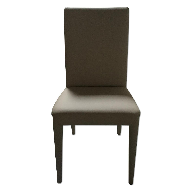 Lazzoni Light Grey Chair - image-0