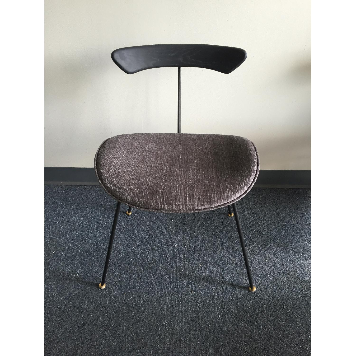 Lazzoni Grey Dining/Outdoor Chairs - image-1