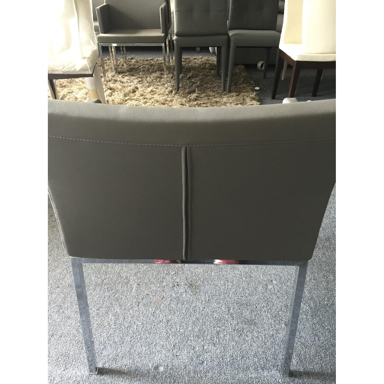 Lazzoni Grey Dining Chairs - image-7