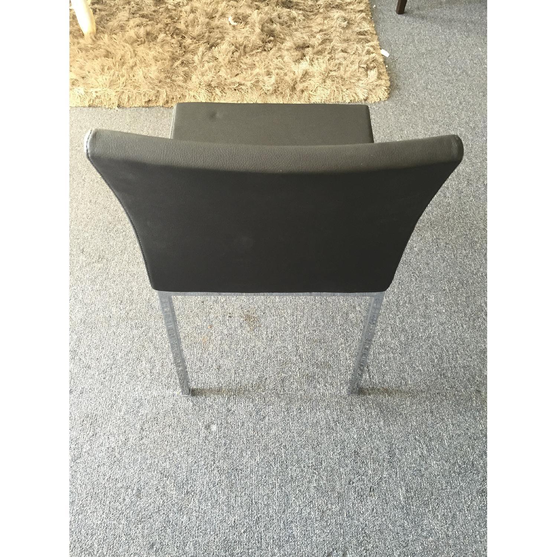 Lazzoni Black Dining Chairs - image-6