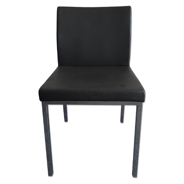 Lazzoni Black Dining Chairs - image-0