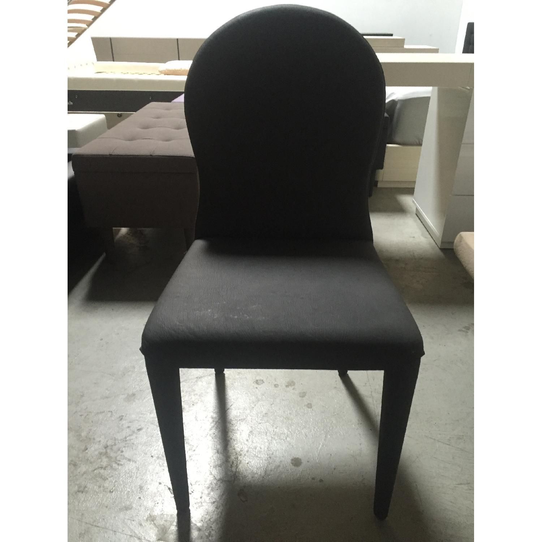 Lazzoni Black Dining Chair - image-2