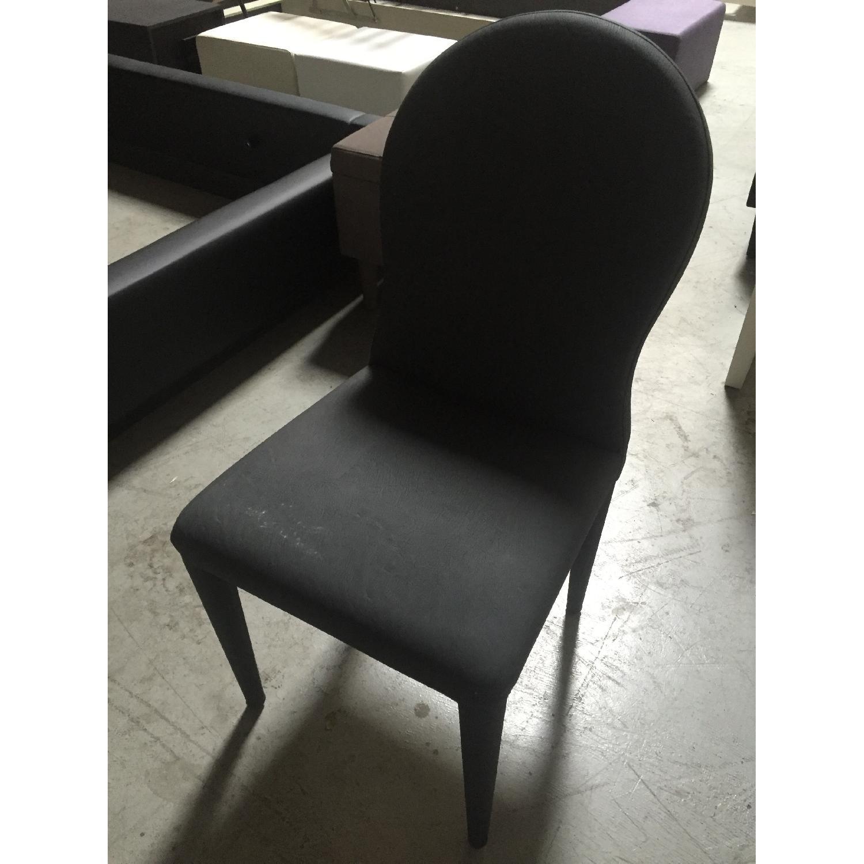 Lazzoni Black Dining Chair - image-4