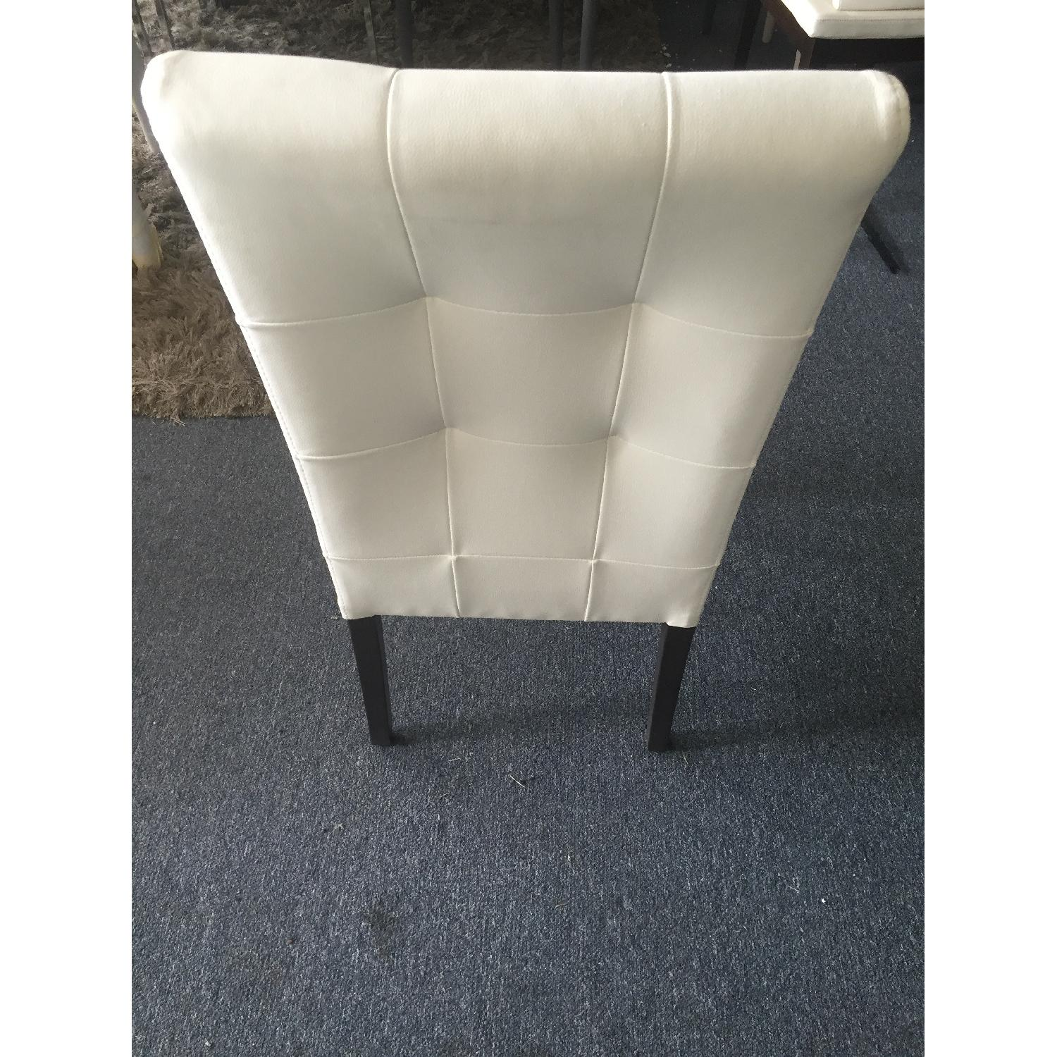 Lazzoni White Dining Chair - image-6