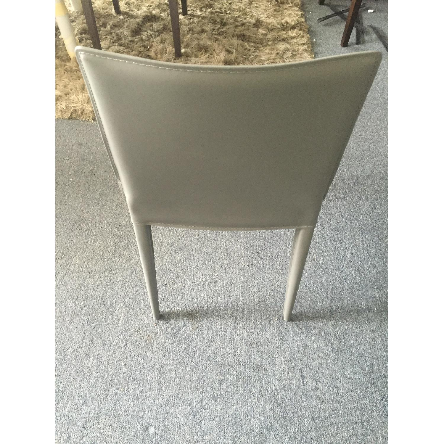 Lazzoni Grey Dining Chair - image-6