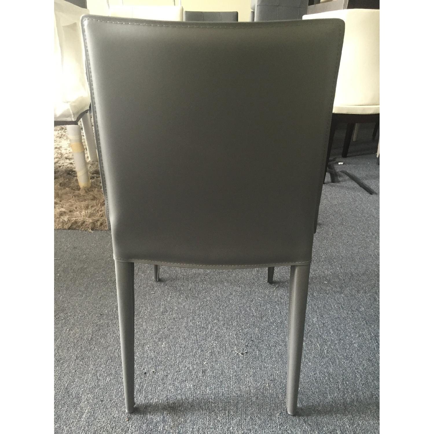 Lazzoni Grey Dining Chair - image-7