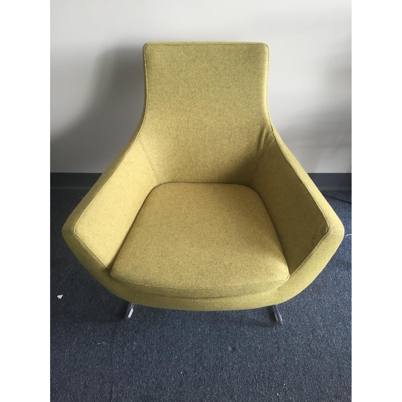 Lazzoni Yellow Chair - image-1