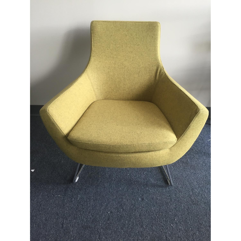 Lazzoni Yellow Chair - image-2