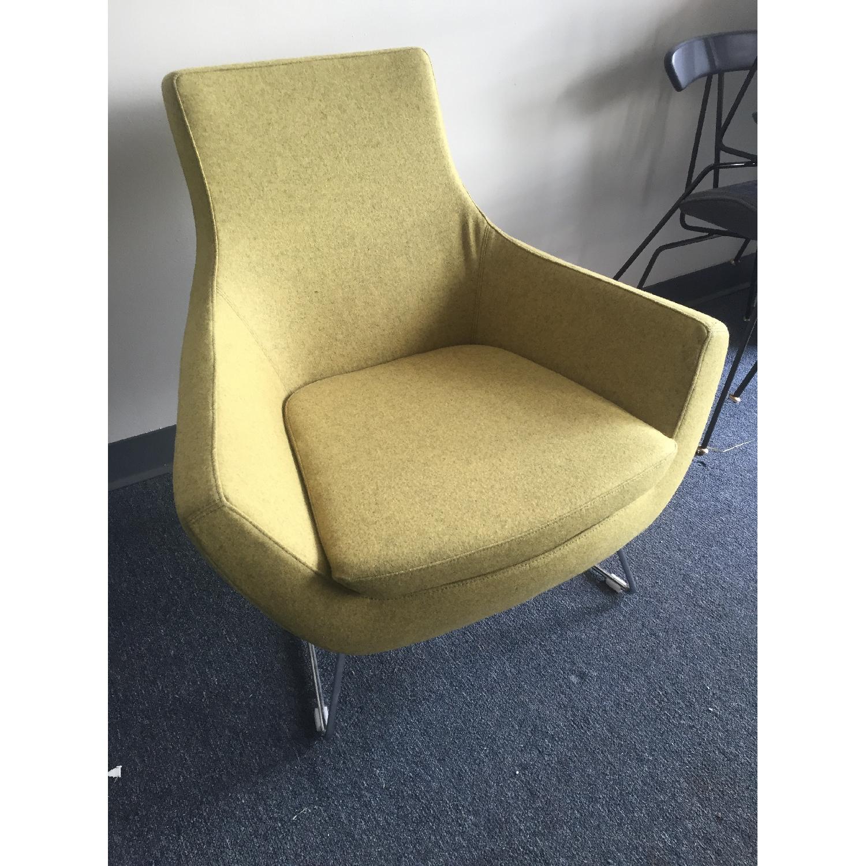 Lazzoni Yellow Chair - image-3