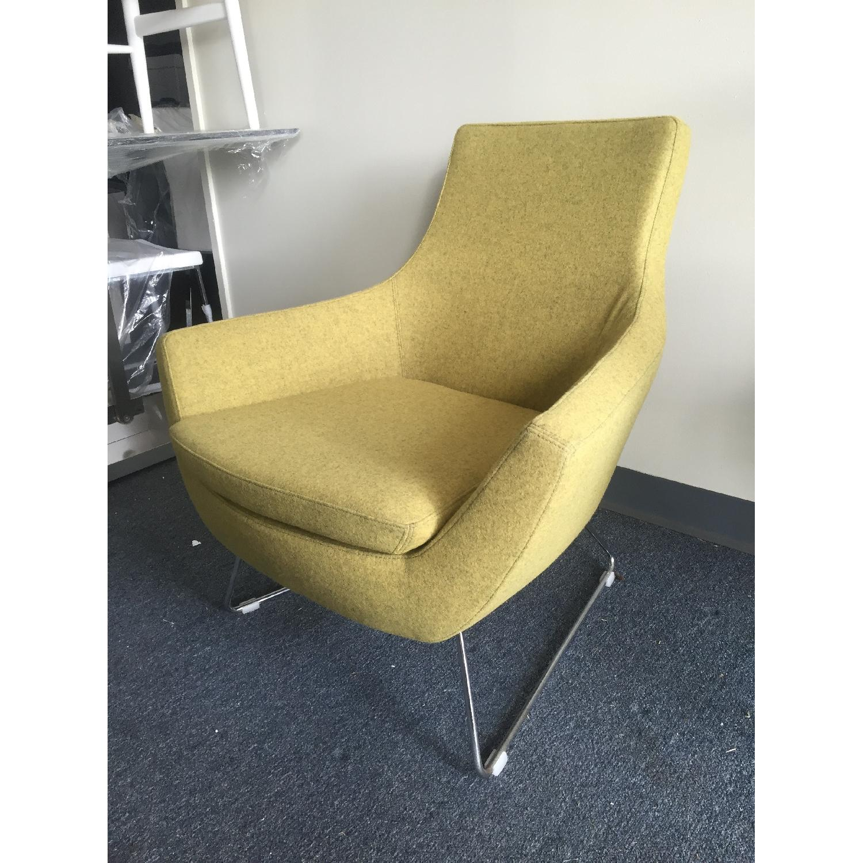 Lazzoni Yellow Chair - image-4