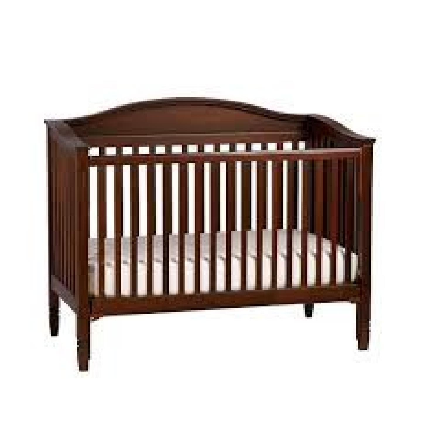Pottery Barn Madison 3-in-1 Convertible Crib - image-0