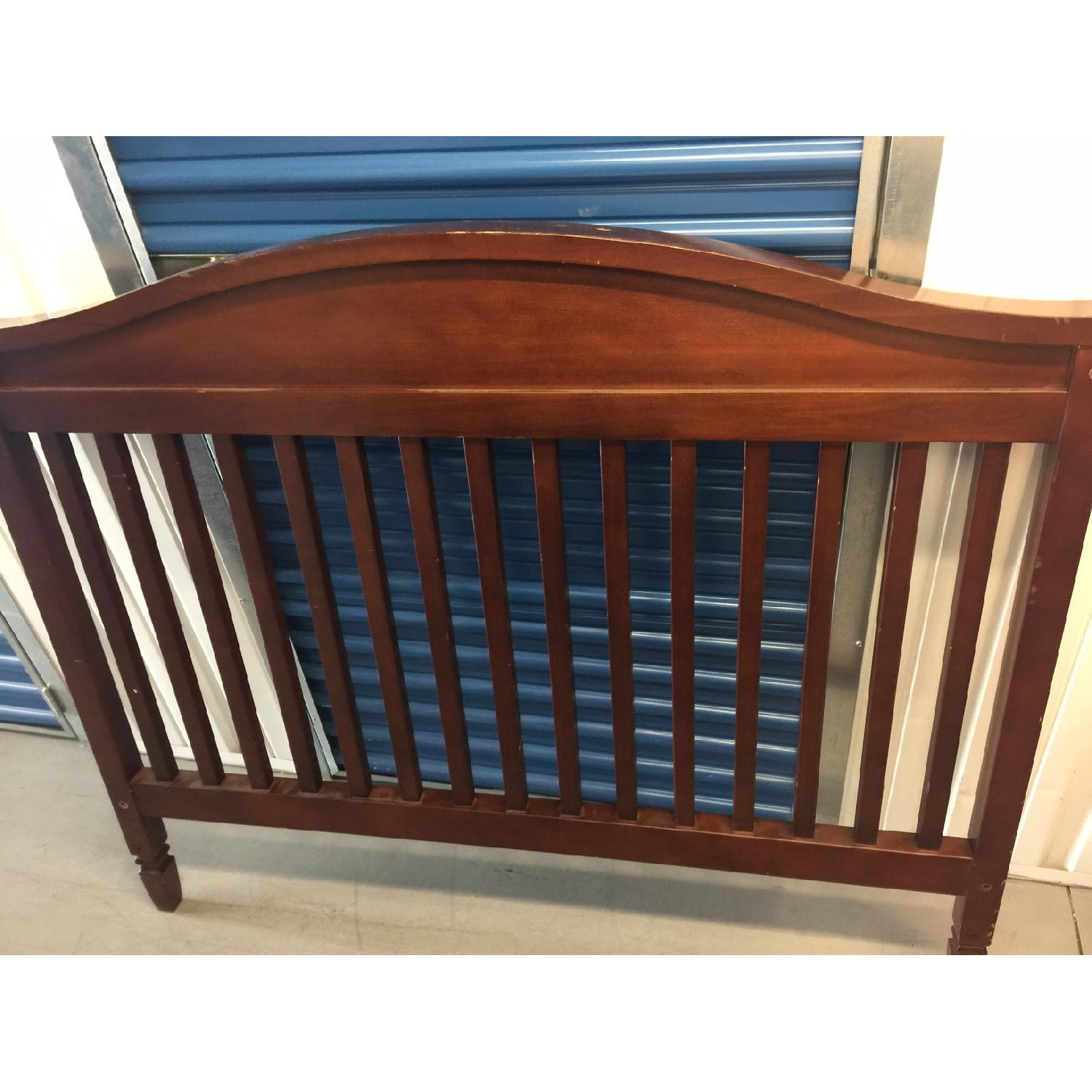 Pottery Barn Madison 3-in-1 Convertible Crib - image-4