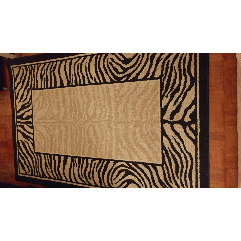 Animal Print Area Rug - image-1