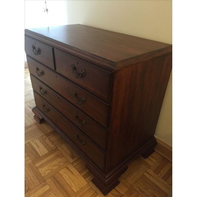 Drexel Heritage Mahogany Dresser - image-1