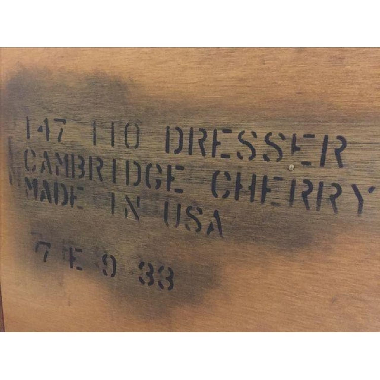 Drexel Heritage Mahogany Dresser - image-7