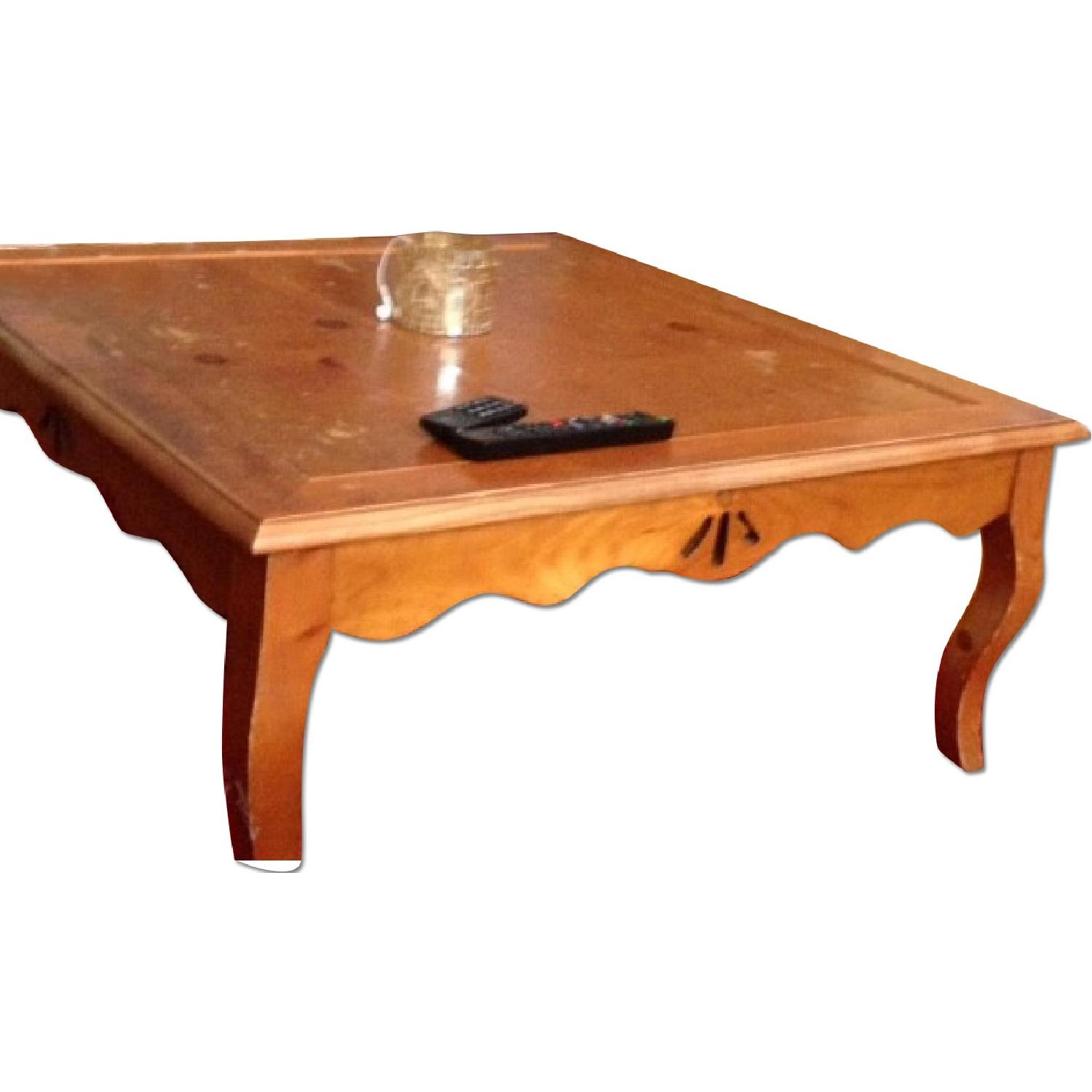 Jennifer Convertibles Coffee Table - image-0