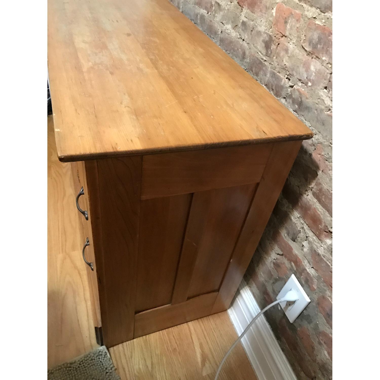 Large Wooden Dresser - image-2