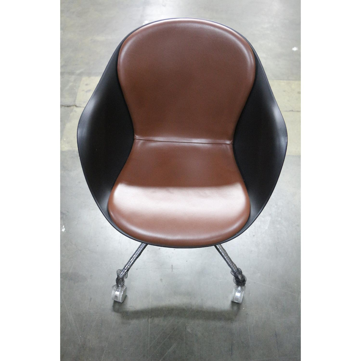 BoConcept Adelaide Chair w/ Swivel Function - image-1
