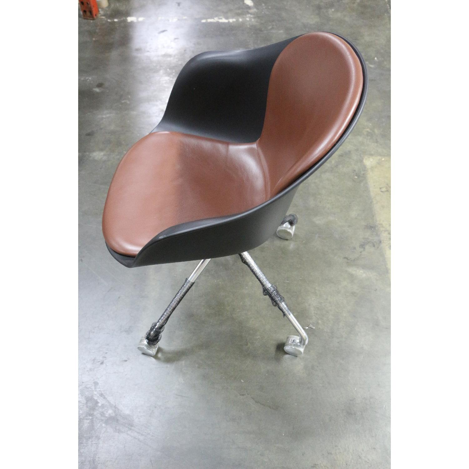 BoConcept Adelaide Chair w/ Swivel Function - image-5