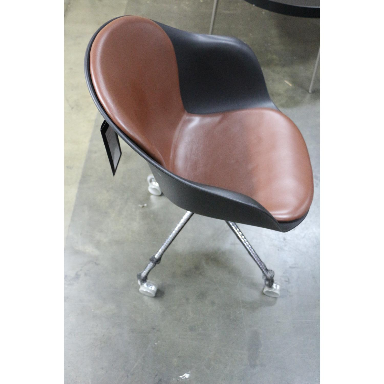 BoConcept Adelaide Chair w/ Swivel Function - image-6