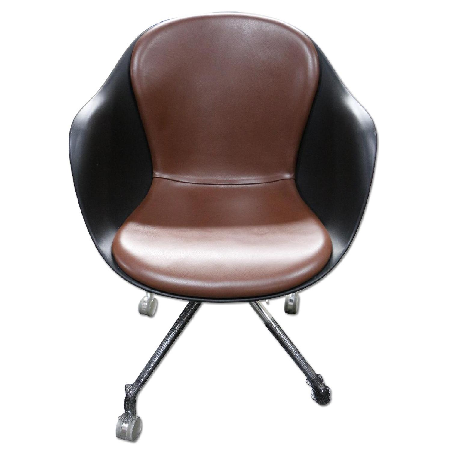 BoConcept Adelaide Chair w/ Swivel Function - image-0