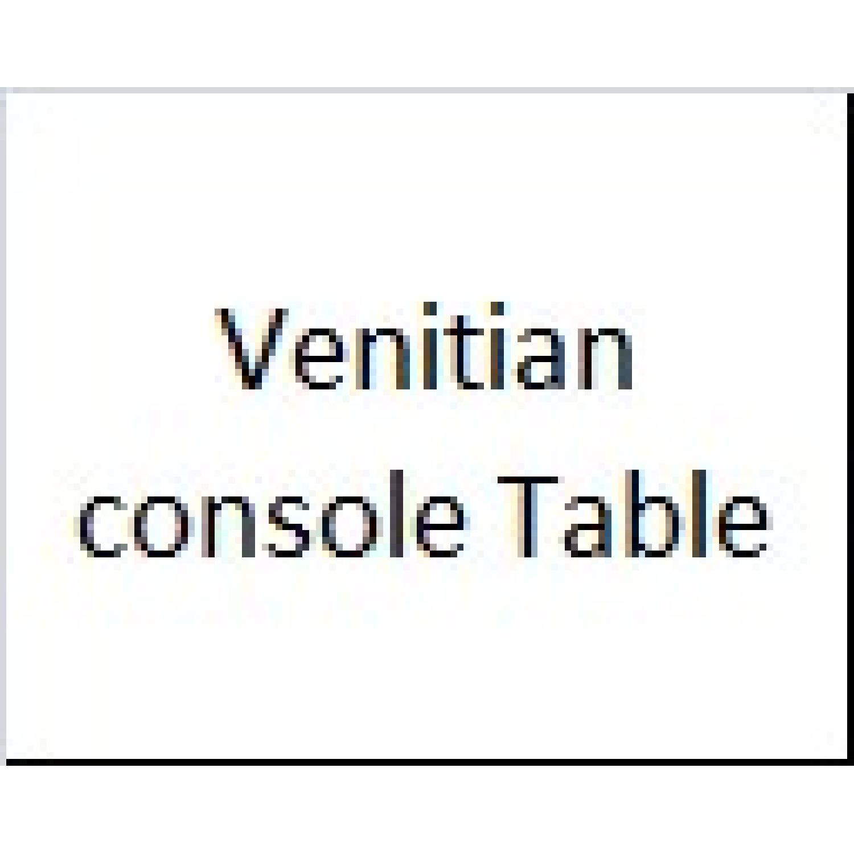 Venitian Console Table - image-7